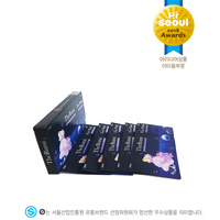 TheRumi AMF120 아쿠아 마스크팩 Collection1 [premium]